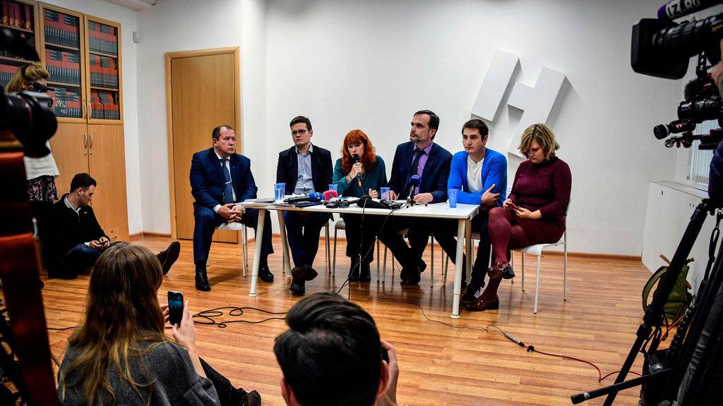 La denuncia de torturas de Maxim Lapunov alarma a las organizaciones de derechos humanos