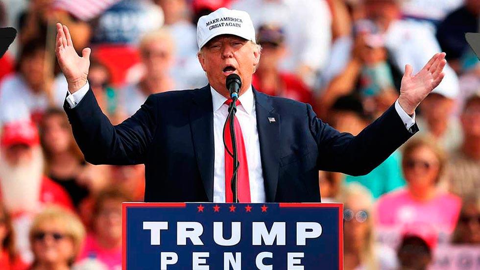 Las denuncias de acoso sexual contra Trump ensucian aún más la campaña