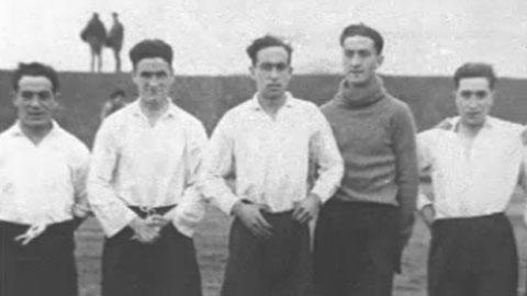 Históricos del balompié - Deportivo Alavés
