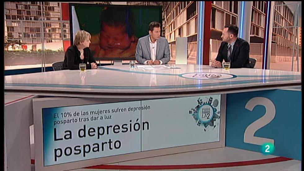 Para Todos La 2 - Debate - La depresión posparto