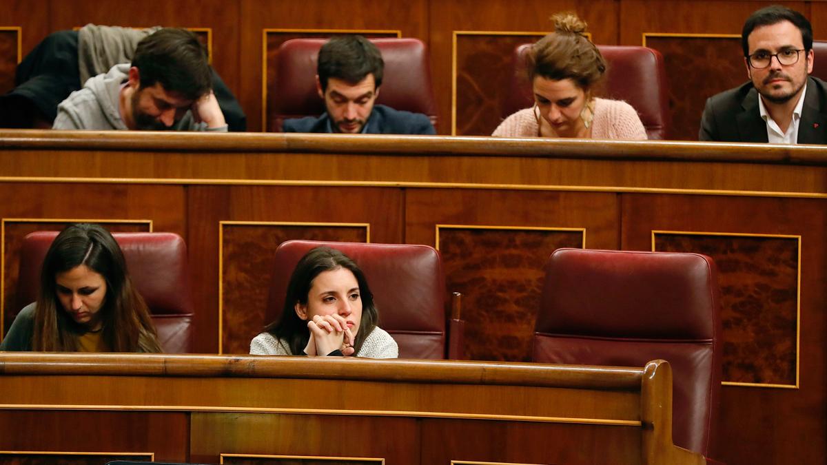 Derrota del Gobierno en el Congreso: Podemos tumba el decreto del alquiler