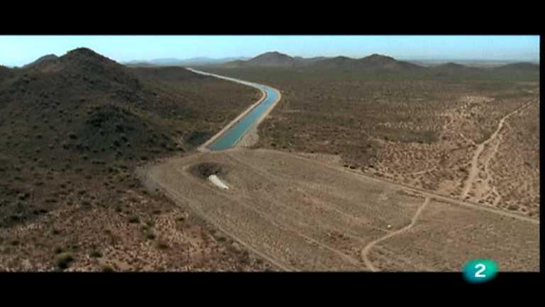 Agua, la gota de la vida - El desafio del transporte