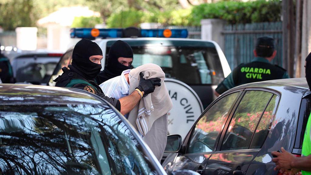 Desarticulada una organización en Tarragona dedicada al blanqueo de dinero negro
