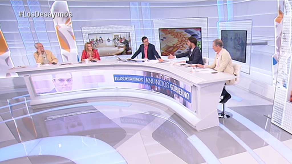 Los desayunos de TVE - 12/07/18
