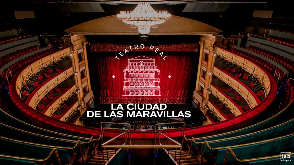 Descubre el lado más desconocido del Teatro Real
