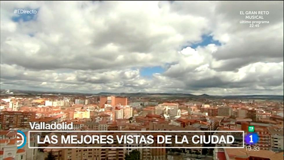 España Directo - Descubrimos la ciudad de Valladolid