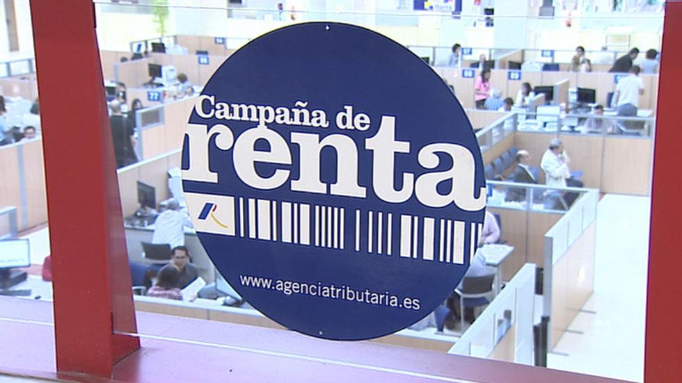 Desde este lunes se puede presentar en las oficinas de for Oficinas de hacienda en barcelona