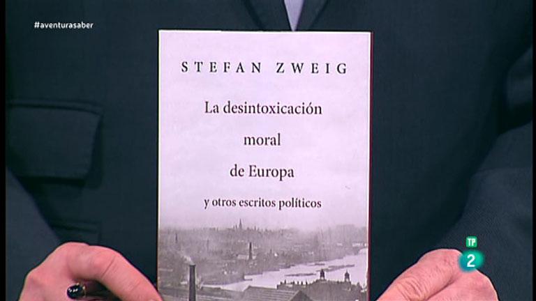 La Aventura del Saber. TVE. Libros recomendados: 'La desintoxicación moral de Europa y otros escritos políticos'
