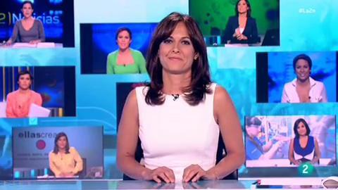 La 2 Noticias - La despedida de Mara Torres