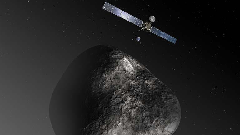 Cuenta atrás para el despertar de la sonda Rosetta