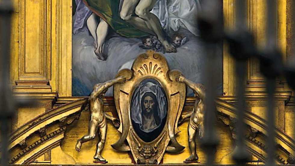 El Greco, alma y luz universales - Destino español