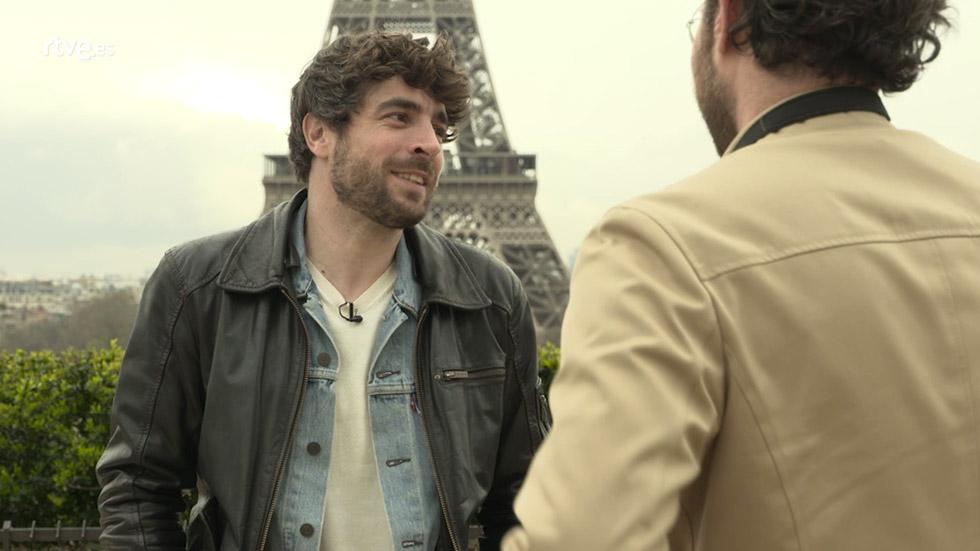 Destinos de película en París. Agustín Galiana