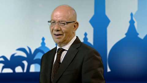 Medina en TVE - El día de las bendiciones