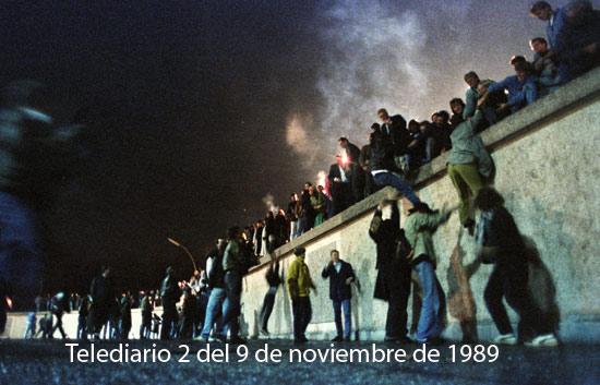 Informe semanal - El día en que cayó el muro de Berlín