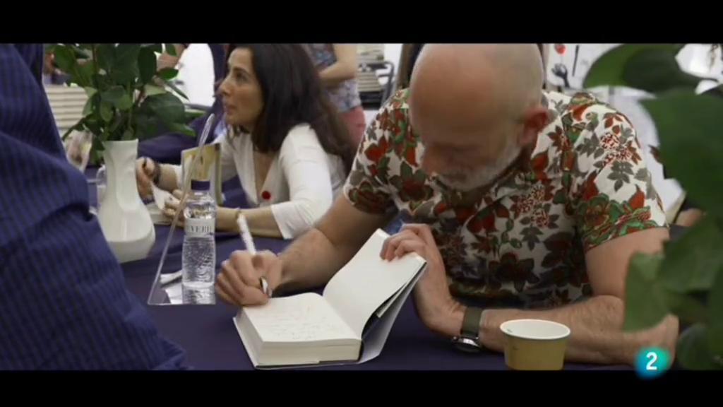 Secundaris - El dia a dia de l'agent literària Sandra Bruna