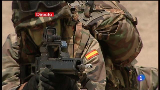 Día de las Fuerzas Armadas - Exhibición operativa