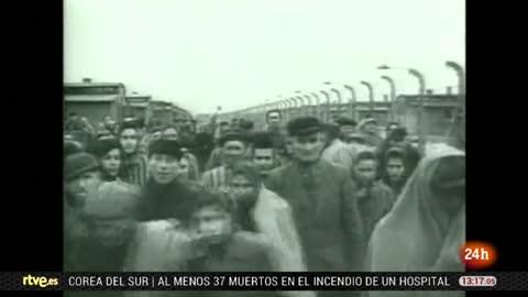 Día Internacional en memoria de las Víctimas del Holocausto