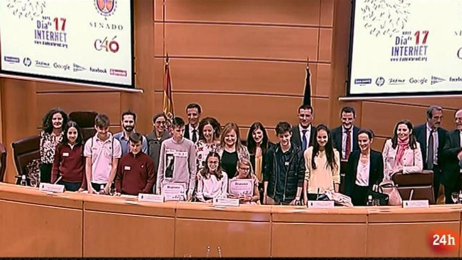 Parlamento - El reportaje - Día de Internet - 19/05/2018