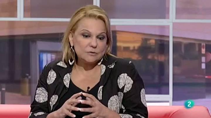 Para todos La 2 - Día Mundial de la Vista - Entrevista a Celia Sánchez-Ramos