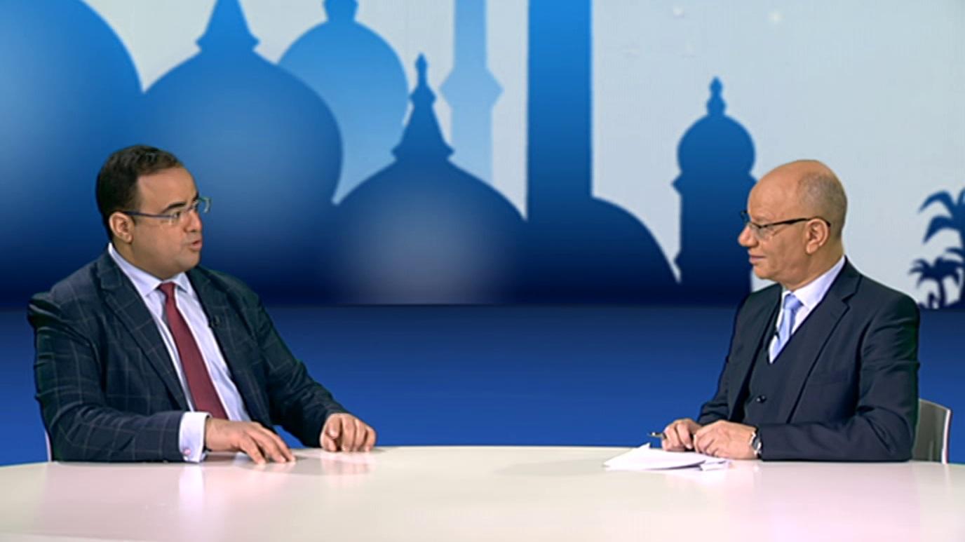 Medina en TVE - Un diálogo llamado paz