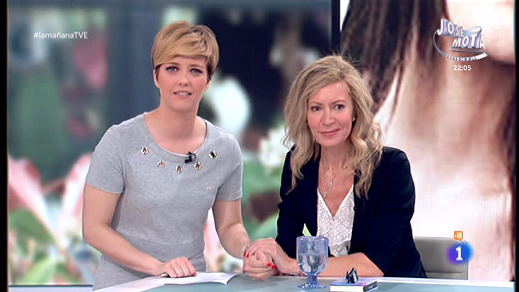 Diana López en 'La mañana'