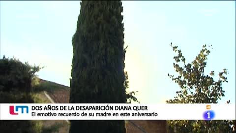 La Mañana - La madre de Diana Quer recuerda a su hija en el segundo aniversario de su desaparición