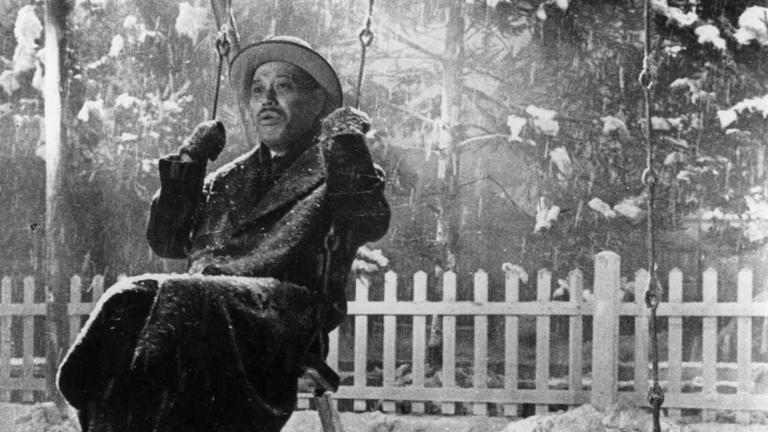 Días de cine: 60 aniversario de 'Vivir' ('Ikiru'), de Akira Kurosawa