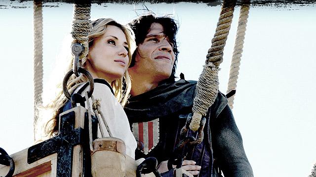 Días de cine: 'El Capitán Trueno'