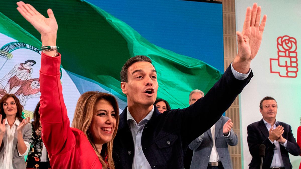 Díaz ganaría las elecciones andaluzas según el CIS