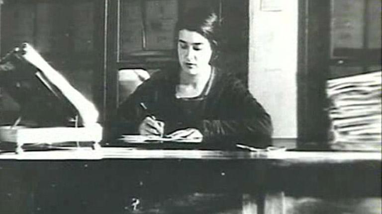 El diccionario de María Moliner en 'Los libros' (1998)