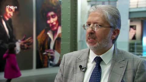 Diego Fernández, director Instituto Cultura Gitana