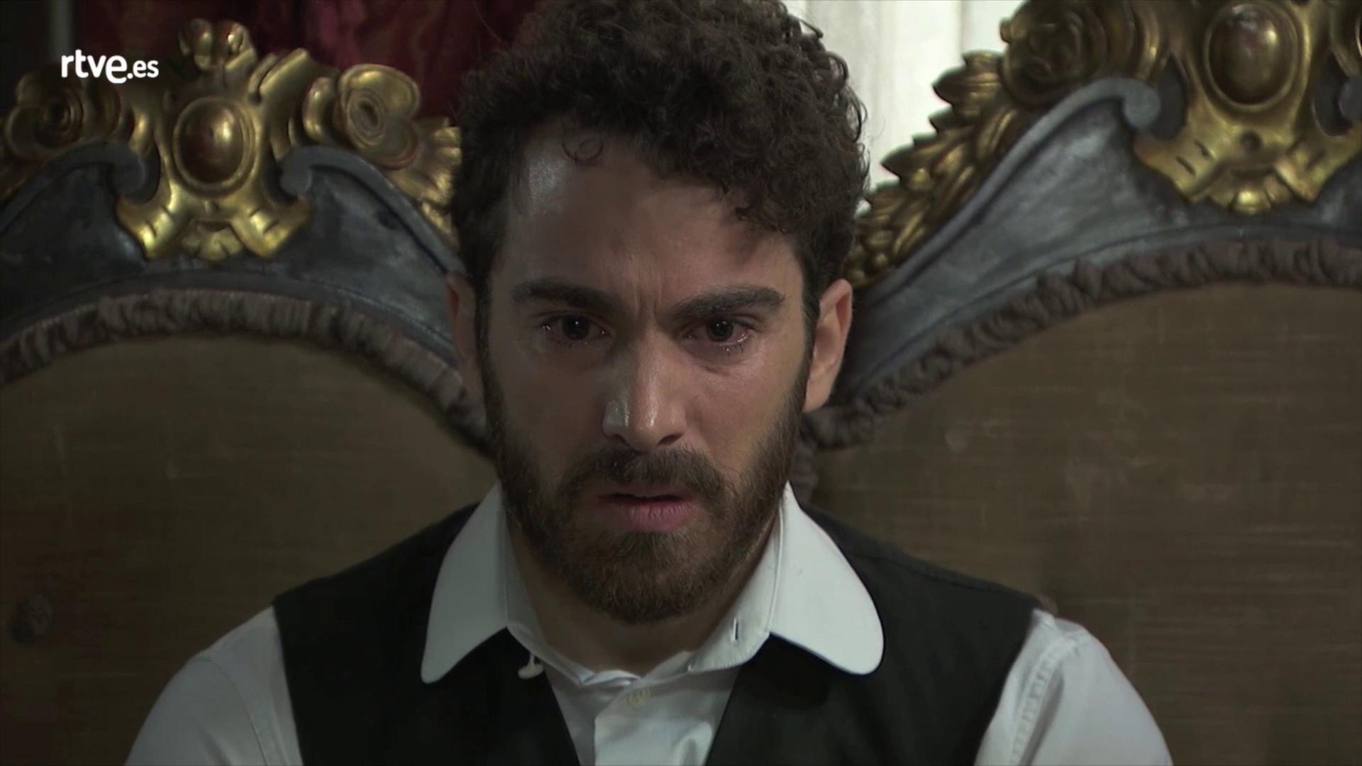 Acacias 38 - Diego recuerda cómo encontró a su padre muerto