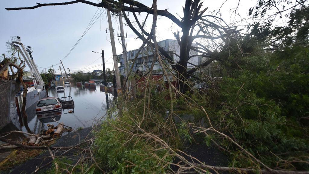 Diez personas fallecidas como consecuencia del huracán María