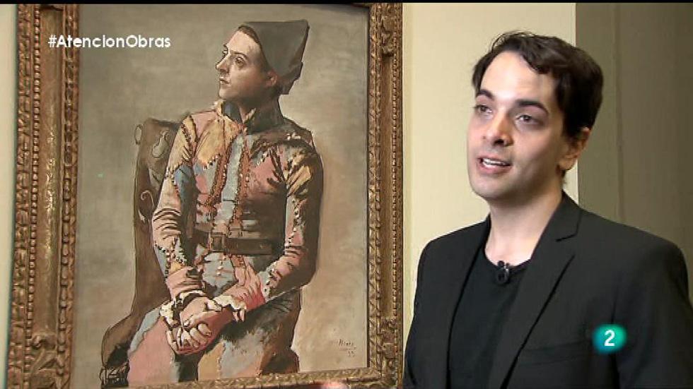 Atención obras - Diez Picassos en el Prado