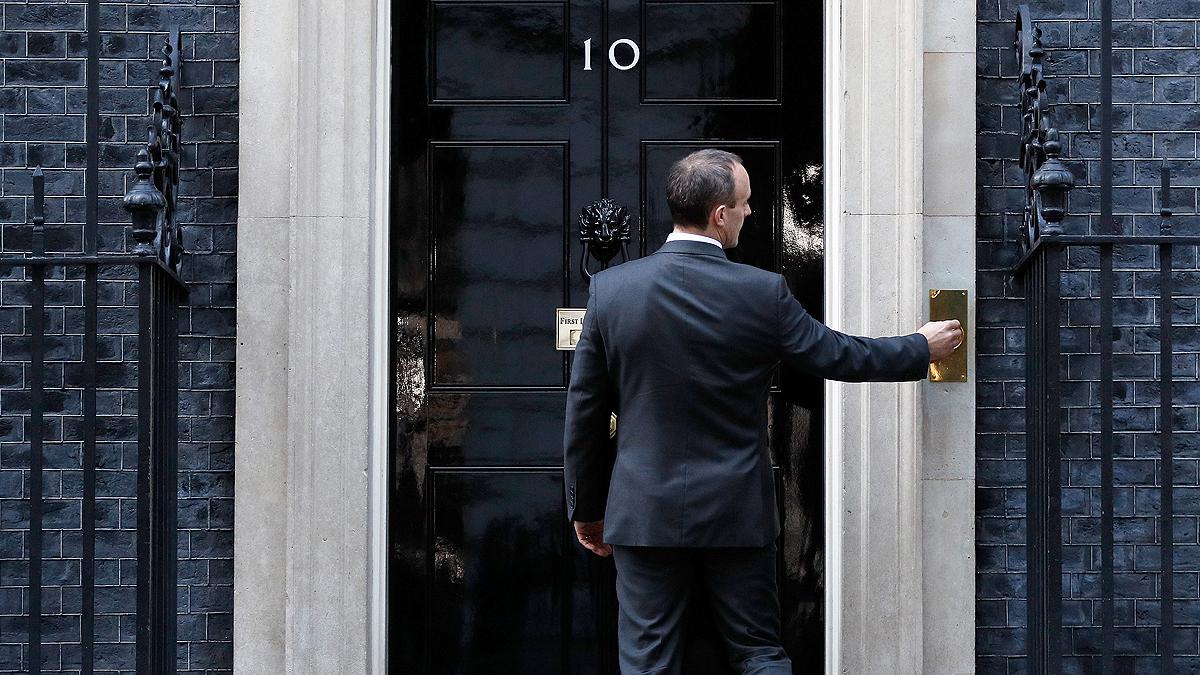 Dimite el ministro para el 'Brexit' de May tras el principio de acuerdo entre la UE y el Reino Unido