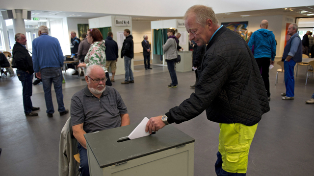 Dinamarca vota en unas legislativas marcadas por la posible vuelta de la izquierda al poder
