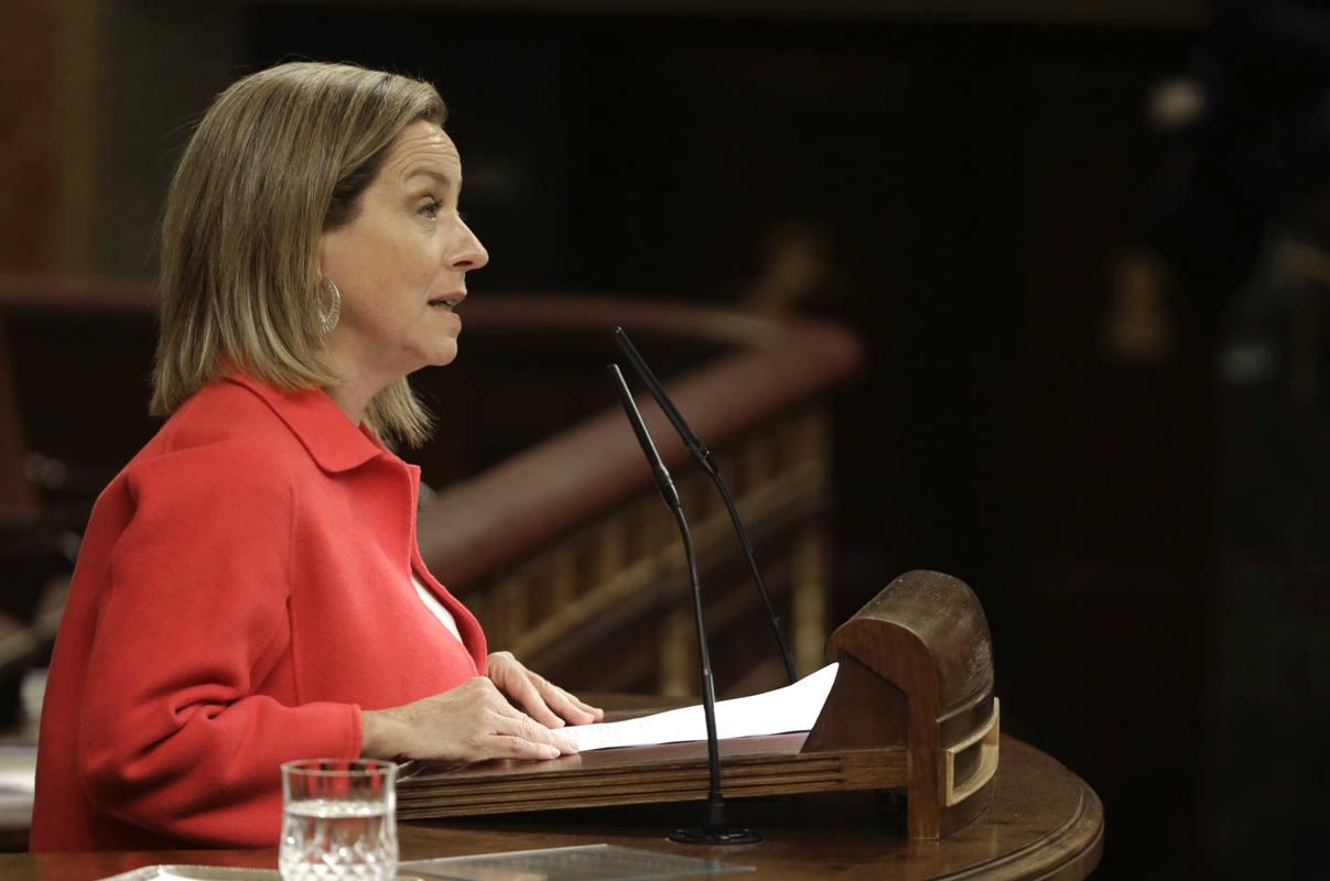 diputada de Coalición Canaria, Ana Oramas