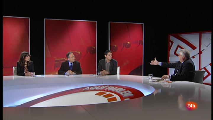 Aquí parlem - Diputats escriptors - 21/04/2012