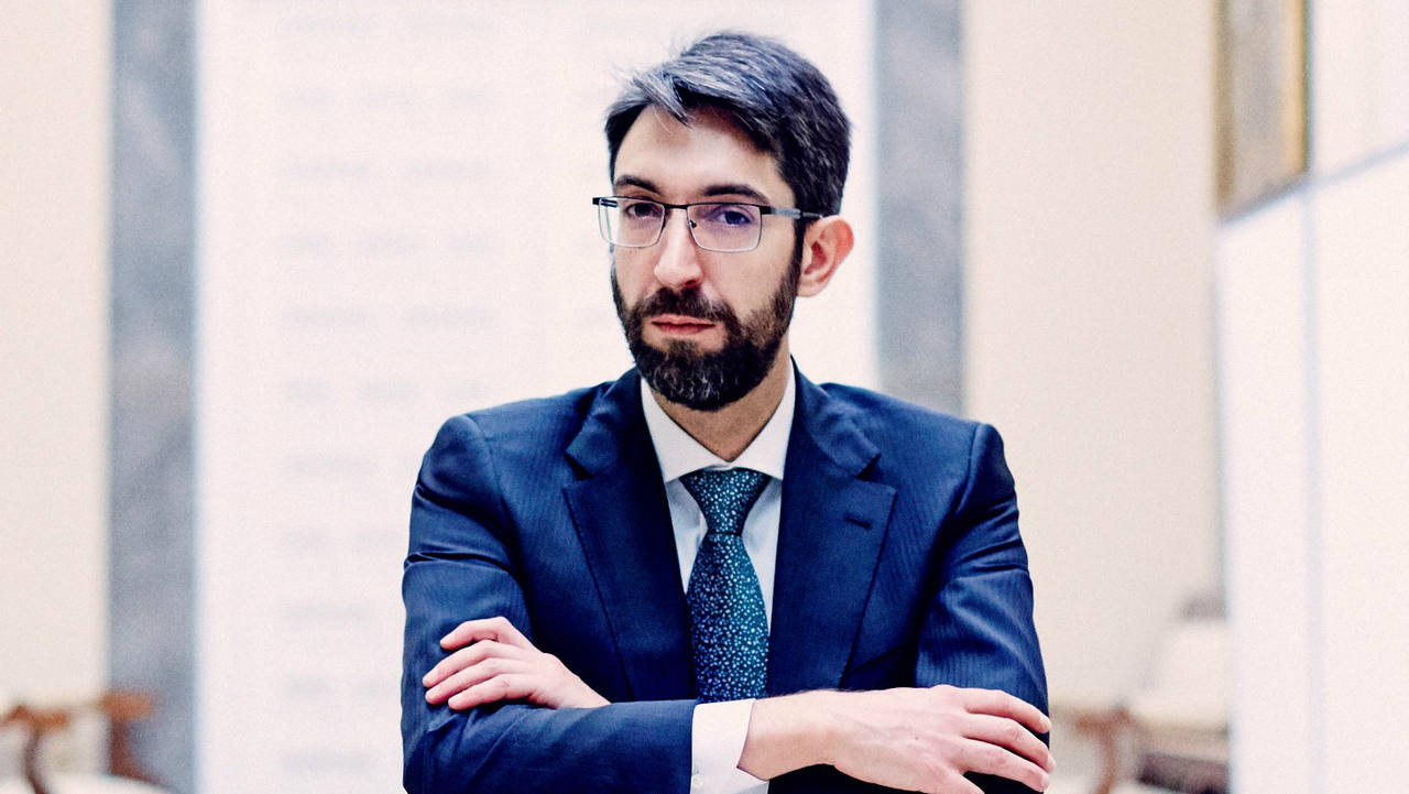 El director José Antonio Montaño
