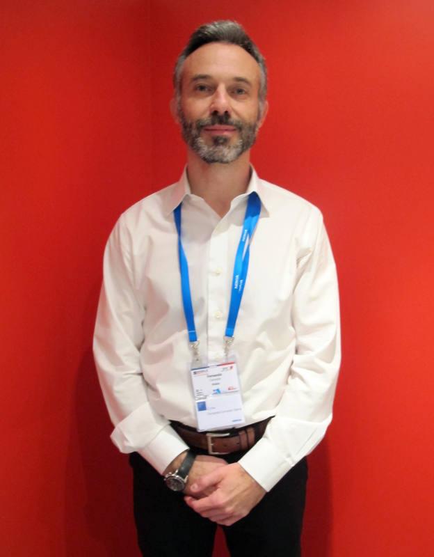El director de Marketing en Nokia, Fernando Corredor.