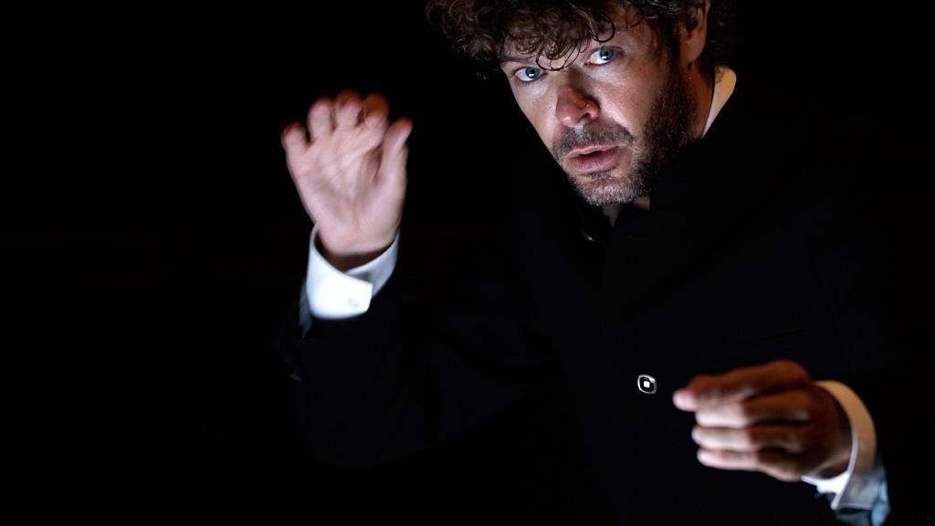 El director de orquesta: Cabeza, corazón y alma