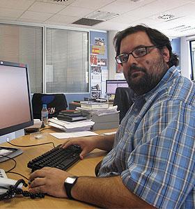 El director: Stéphane M. Grueso