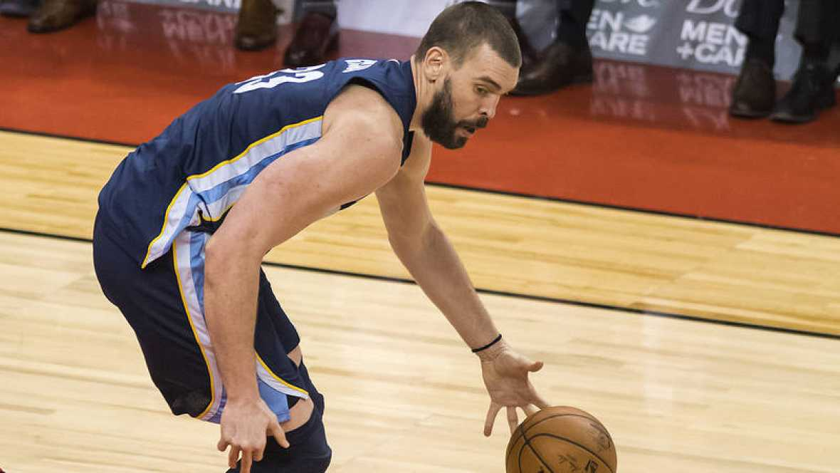Discreta actuación de los españoles y grave lesión de Porzingis en la NBA