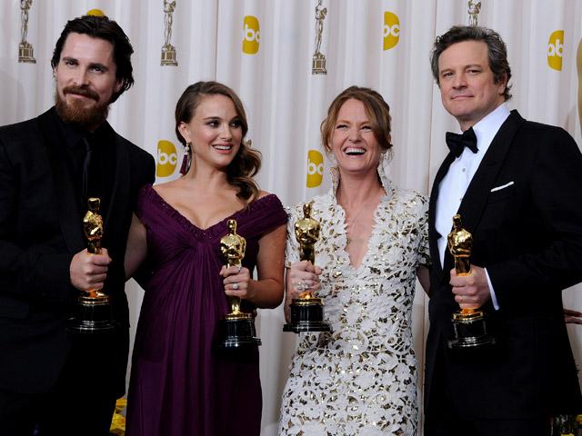 """""""El discurso del rey"""", la gran vencedora en la última edición de los Óscar"""
