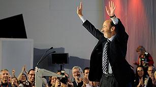 Discurso íntegro de la clausura del 38 Congreso del PSOE