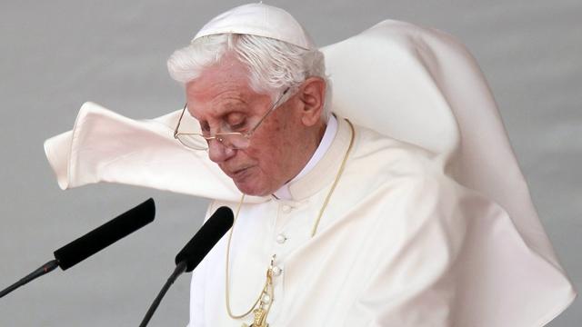 Discurso íntegro del papa a su llegada a Madrid