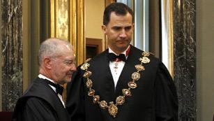 Discurso íntegro del príncipe de Asturias en los actos del bicentenario del Tribunal Supremo.