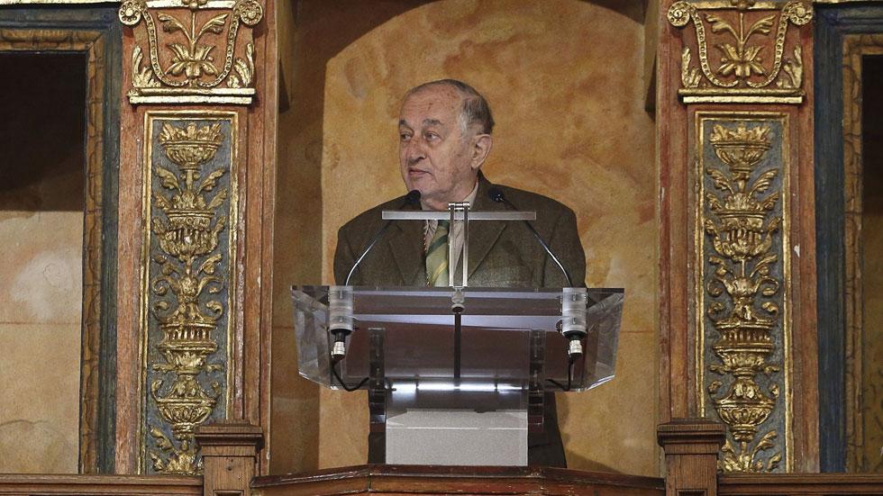 Discurso íntegro de Juan Goytisolo, Premio Cervantes 2014