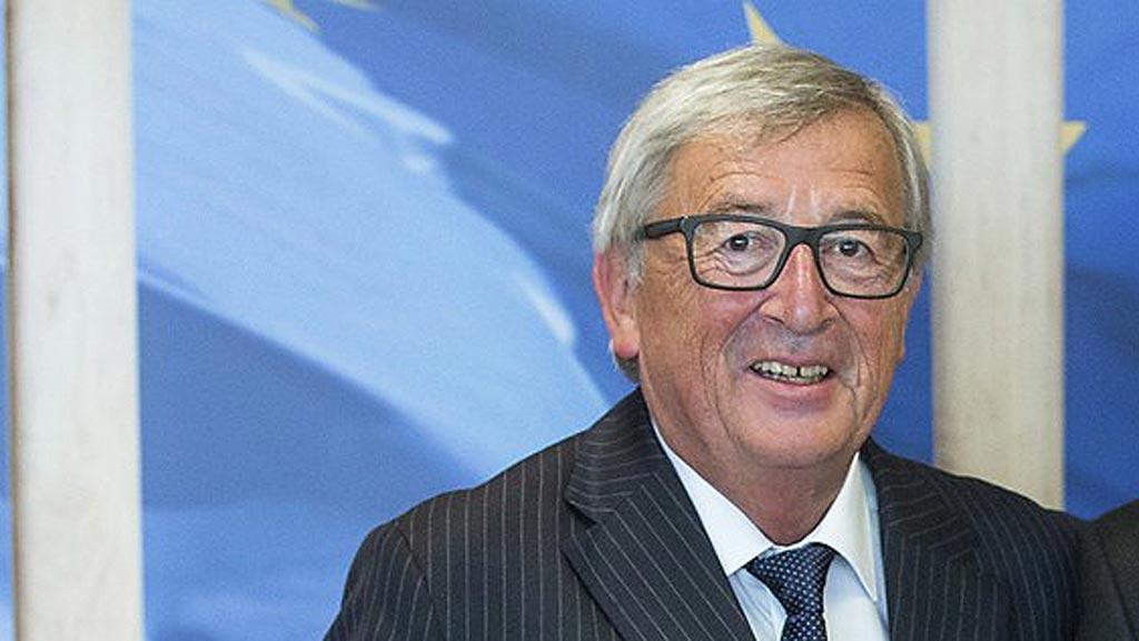 Juncker propondrá una UE más unida en torno al euro en su discurso en Estrasburgo