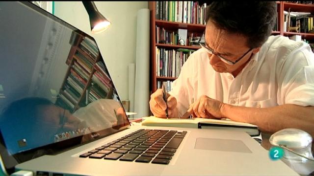 Los oficios de la cultura - Diseño gráfico. Manuel Estrada